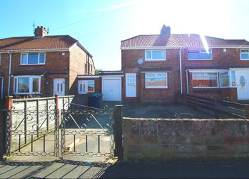 Thumbnail 2 bed semi-detached house to rent in Woodside Gardens, Gateshead