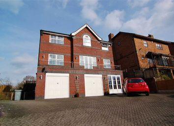 Thumbnail 5 bed detached house for sale in Canal Road, Congleton