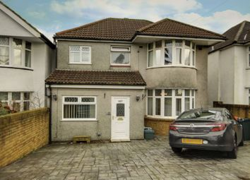 Thumbnail 4 bed detached house for sale in Malpas Road, Newport