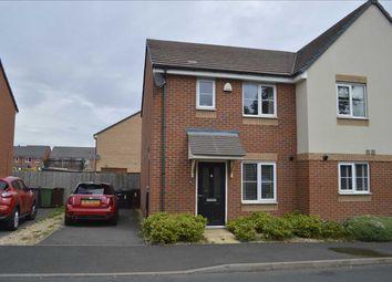 Thumbnail Semi-detached house for sale in Jennie Lee Avenue, Wednesfield, Wednesfield