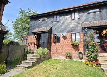 Thumbnail 1 bed semi-detached house for sale in Kestrel Close, Winchester
