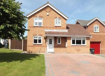 Thumbnail 4 bed detached house for sale in Manor Fell, Palacefields, Runcorn, Cheshire