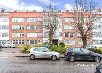 Thumbnail 2 bed flat for sale in Sylvan Court, 102-106 Holden Road, Woodside Park, London