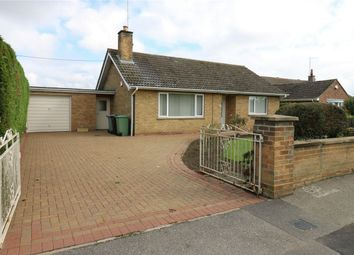 Thumbnail 2 bed detached bungalow for sale in Eastgate, Deeping St James, Market Deeping, Lincolnshire