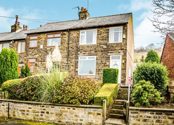 Thumbnail 2 bed end terrace house for sale in Cross Lane, Primrose Hill, Huddersfield