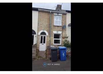 Thumbnail 2 bedroom terraced house to rent in Harbour Road, Norwich