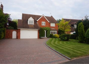 Thumbnail 4 bed detached house to rent in Redlake Drive, Stourbridge