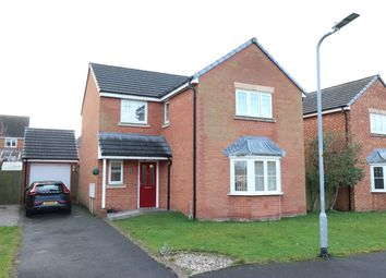 Thumbnail 4 bed detached house for sale in Edenside, Cargo, Carlisle
