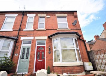Thumbnail 2 bed end terrace house for sale in Meredith Street, Wrexham