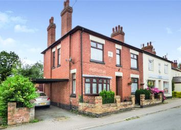Thumbnail 3 bed semi-detached house for sale in Main Street, Broughton Astley, Leicester, Leicestershire
