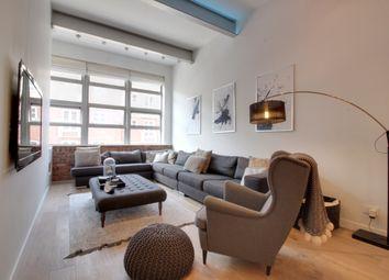 Thumbnail 2 bed flat to rent in Branston Street, Hockley, Birmingham