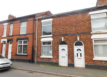 2 bed terraced house for sale in Middlewich Street, Crewe, Cheshire CW1