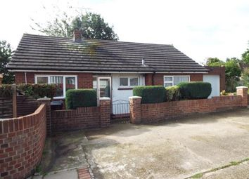 Thumbnail 2 bed bungalow for sale in Rochester Road, Gravesend, Kent