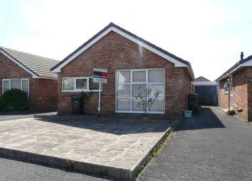 Thumbnail 2 bed detached bungalow for sale in Cranford Close, Milton, Weston-Super-Mare