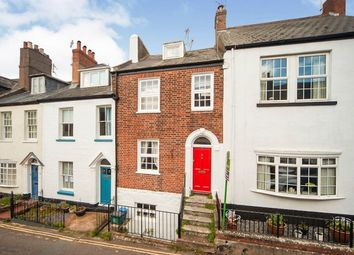 Bicton Street, Exmouth EX8. 3 bed terraced house for sale