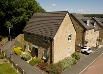 Thumbnail 3 bed detached house for sale in Fountain Head Road, Halifax