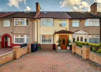 Thumbnail 4 bed terraced house for sale in Whitton Avenue East, Greenford