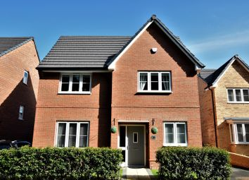 Thumbnail 4 bed detached house for sale in Ashfield Court, New Broughton