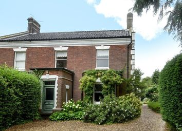 Thumbnail 3 bed semi-detached house for sale in Pinfold Lane, Hindolveston, Dereham