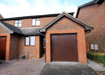 Thumbnail 3 bed semi-detached house to rent in Hoebrook Close, Woking