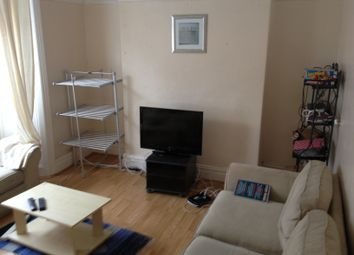 Thumbnail 4 bedroom terraced house to rent in Rhondda Street, Mount Pleasant, Swansea