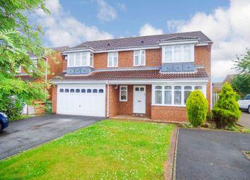 Thumbnail 5 bedroom detached house for sale in Crosswell Park, Ingleby Barwick, Stockton-On-Tees