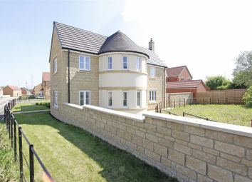 Thumbnail 4 bedroom detached house for sale in Welland Drive, Bourne