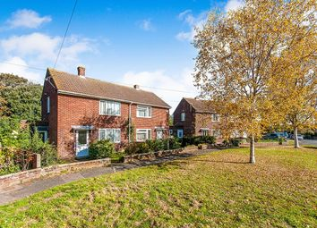 Thumbnail 2 bed semi-detached house for sale in Union Road, Bridge, Canterbury