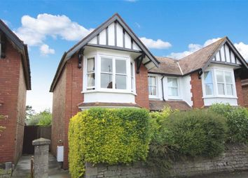 Thumbnail 3 bed semi-detached house for sale in Avenue Road, Old Town, Swindon
