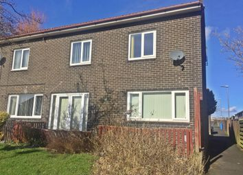 Thumbnail 3 bedroom semi-detached house for sale in Balliol Close, Peterlee