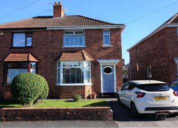 Thumbnail 3 bed semi-detached house for sale in Smyth Road, Ashton