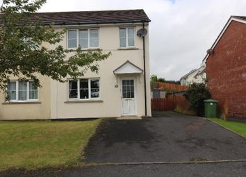 Thumbnail 3 bed semi-detached house for sale in All Saints Park, Lonan, Isle Of Man