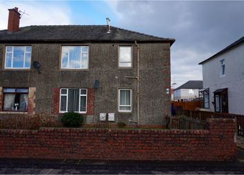 Thumbnail 2 bed flat for sale in Walker Road, Ayr