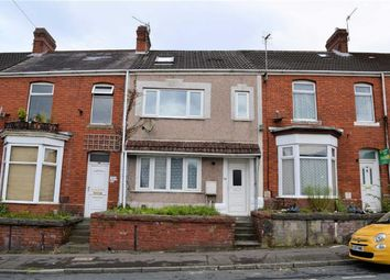 Thumbnail 3 bedroom terraced house for sale in Prince Of Wales Road, Swansea