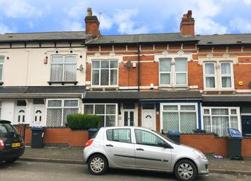 Thumbnail 3 bed terraced house for sale in Brixham Road, Edgbaston, Birmingham