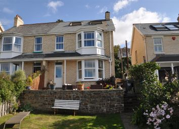 Thumbnail 4 bed semi-detached house for sale in Anstey Way, Instow, Bideford