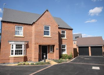 "Thumbnail 4 bedroom detached house for sale in ""Winstone"" at Harbury Lane, Heathcote, Warwick"