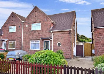 Thumbnail 3 bed semi-detached house for sale in Makenade Avenue, Faversham, Kent