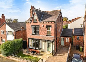 Thumbnail 5 bed detached house for sale in Gledhow Wood Avenue, Roundhay