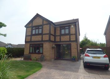 Thumbnail 4 bed detached house for sale in Sartfield Close, Liverpool, Merseyside
