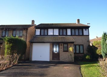 Thumbnail 4 bed detached house for sale in Heather Lane, Billing Arbours, Northampton