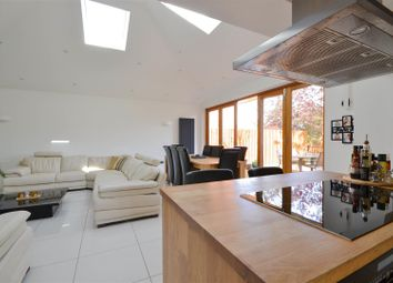 Thumbnail 4 bedroom detached house for sale in Burghley Close, Crowland, Peterborough