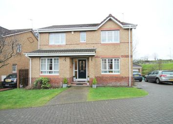 Thumbnail 4 bed detached house for sale in Byrehope Road, Uphall, Broxburn