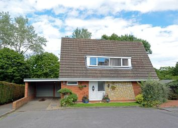 Thumbnail 4 bedroom detached house for sale in Bourton Close, Stirchley, Telford