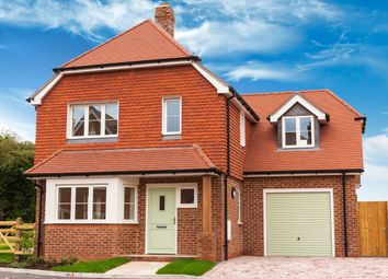 Thumbnail 4 bed detached house to rent in Orchard Gate, Ropley, Alresford