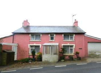 Thumbnail 3 bed detached house for sale in Rhos Uchaf, Llanllwni, Pencader, Ceredigion