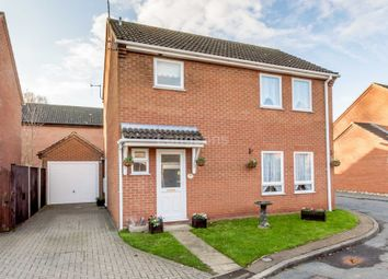 Thumbnail 3 bed detached house for sale in Andrew Goodall Close, Dereham