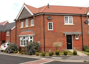 Thumbnail 3 bed semi-detached house to rent in Saxon Way, Sherburn In Elmet, Leeds