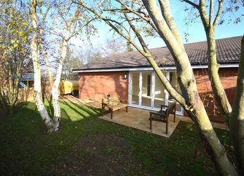 Thumbnail 2 bed detached bungalow for sale in Farndish Road, Irchester, Wellingborough, Northamptonshire
