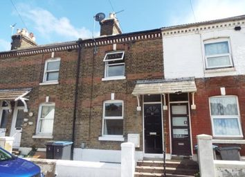Thumbnail 2 bed terraced house for sale in Tower Hamlets Road, Dover, Kent, England